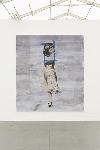 Salon 94 at Frieze New York 2015, installation view