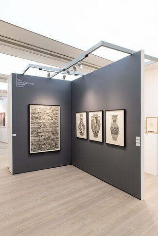 Candida Stevens Gallery at Draw Art Fair London 2019, installation view