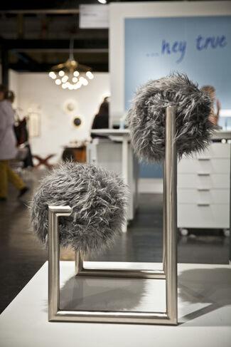 Nicholas Kilner at Collective 2 Design Fair, installation view