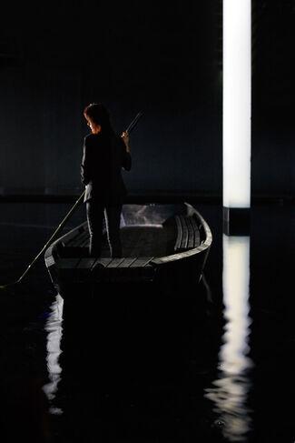 Celeste Boursier-Mougenot: Acquaalta, installation view