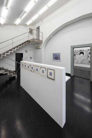 L'emigrante di Manoa, installation view