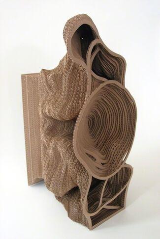 Galerija Gregor Podnar at Frieze NY 2014, installation view
