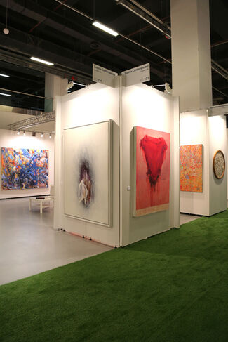 Sophia Contemporary at Contemporary Istanbul 2017, installation view
