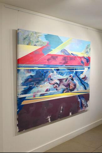 """Hermann Mejía: """"Within"""", installation view"""