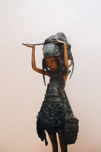 GRACES AND WARRIORS by ArtPort Gallery, installation view