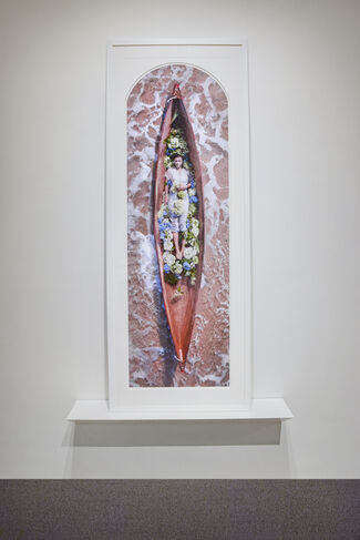Kahn + Selesnick   Dreams of the Drowning World, installation view