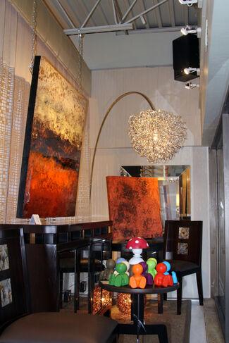 Global Perspective at The Design Studio, 2393 Main Street, Bridgehampton NY, installation view