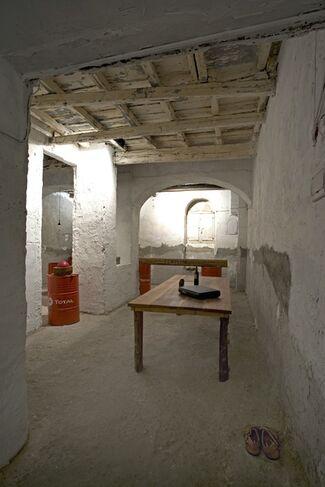 Jimmie Durham - Templum: il sacro, il profano ed altro, installation view