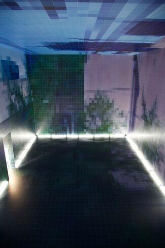 Wang Guofeng, PROBE, installation view