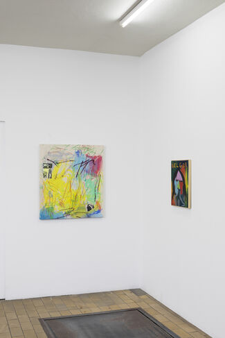 I Am A Scientist - Group exhibition, installation view