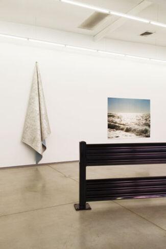 Old Black (organized by Todd von Ammon), installation view