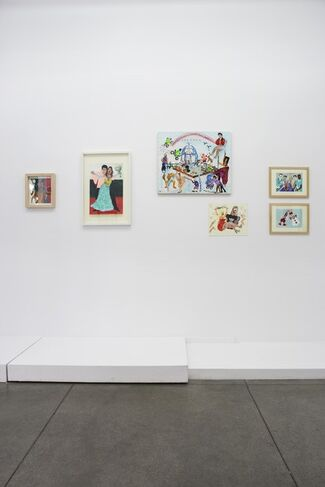 BACKGROUND: Young Artists:  Martina Vacheva - SEREALITY, installation view