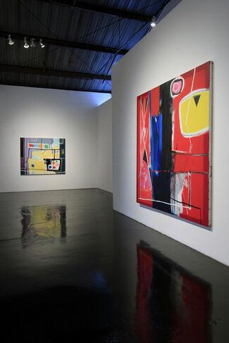 Gustavo Ramos Rivera: Al Mal Tiempo Buena Cara (A Good Face for Bad Times), installation view