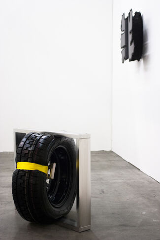 Rolando Anselmi at Art Brussels 2015, installation view