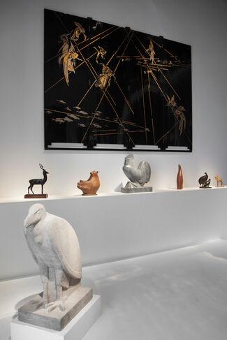 Galerie Dumonteil at Biennale des Antiquaires 2016, installation view