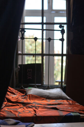 Diarmuid Kelley: Akzidenz-Grotesk, installation view