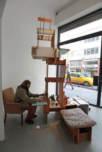 Thief, installation view
