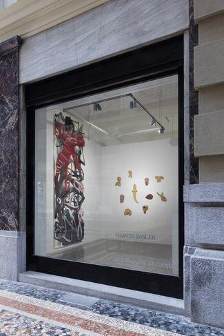 MARTIN DISLER, installation view