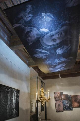 Les Dormeurs de Saint-Denis, installation view
