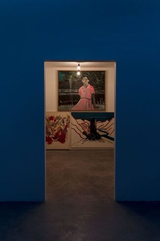 Zhao Gang: Acquiring Identity, installation view