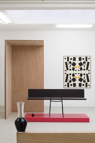 Thomas Raat, installation view