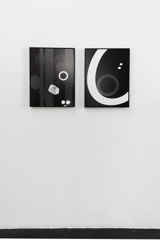 Forme-pensiero, installation view