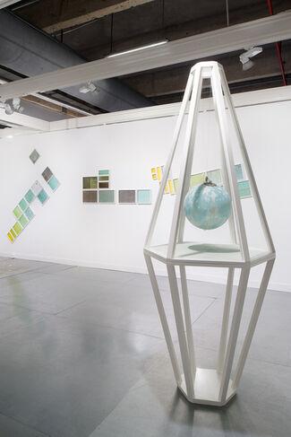 DITTRICH & SCHLECHTRIEM at (OFF)ICIELLE 2014, installation view