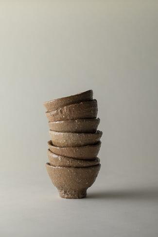 "vol.128 金憲鎬 Kim Hono ""The first soil"", installation view"