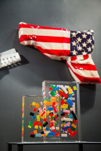 The Power of Symbols   Helder Batista, installation view