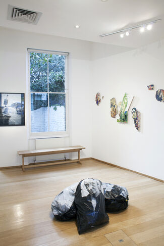 The Inner Construct, installation view