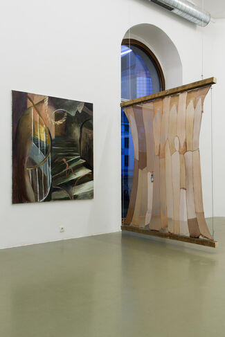 From the Outside to the Inside, installation view
