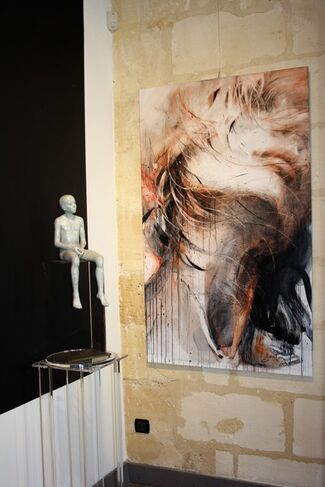 Ewa Hauton, installation view
