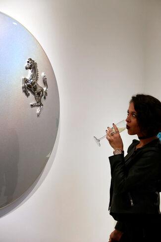 Joseph Gross Gallery at Art Pampelonne presqu' Île de Saint-Tropez 2017, installation view