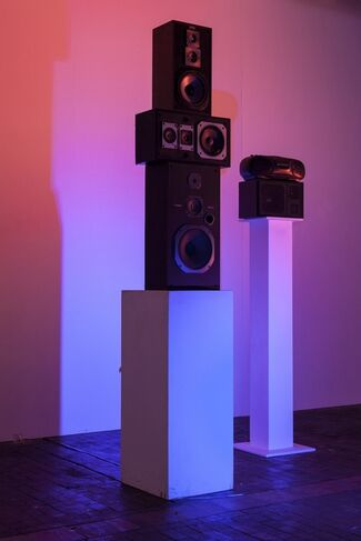 Brian Eno - The Ship, installation view