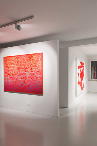CHRISTOPH STOHEAD HASSLER - ROOTS AND REALITY, installation view