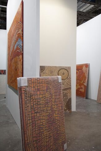 Redot Fine Art Gallery at Art Stage Singapore 2015, installation view