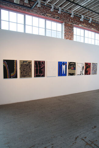 Shaun O'Dell: Doubled, installation view