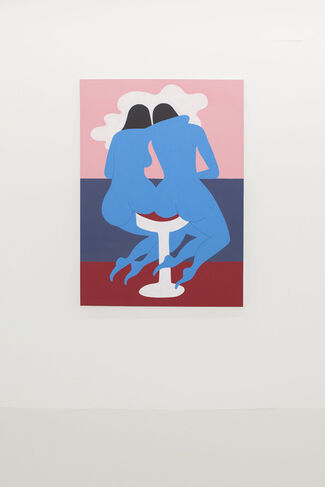 Parra 'I can't look at your face anymore', installation view