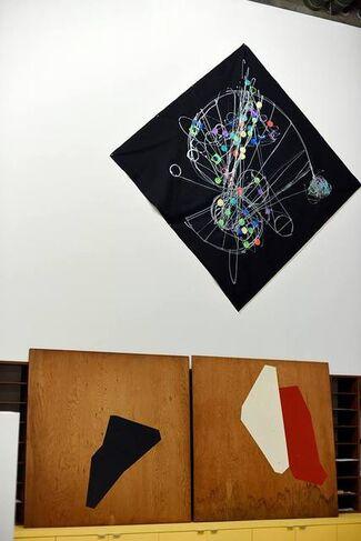Judy Rifka, installation view