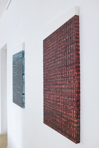 Echoes of the Senses, installation view