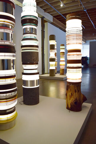 SEATTLE: Material Memories, installation view