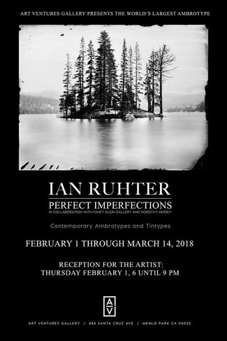 IAN RUHTER / PERFECT IMPERFECTIONS, installation view