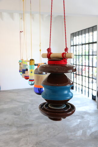 Mango Chile, installation view