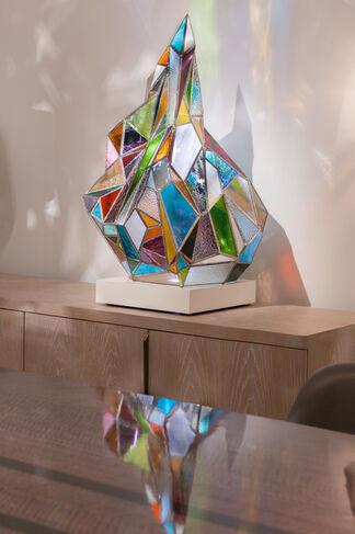 Shahla Friberg: Redirection, installation view