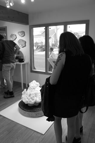 Cloud Sourcing, installation view