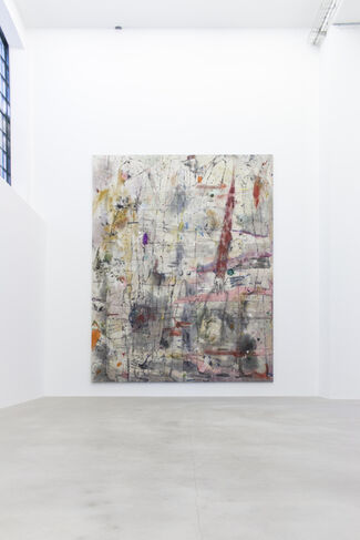 Ted Gahl, installation view