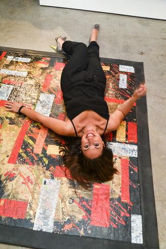El Color De Dios by Lara Campiglia, installation view