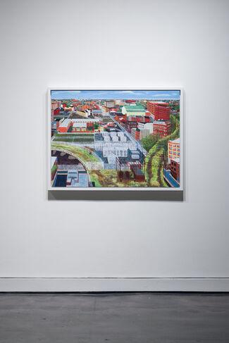 Sarah McEneaney: Trestletown, installation view
