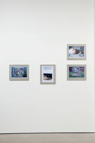 """Jef Geys """"A3-A4 Serie"""", installation view"""