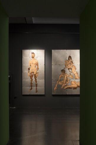 Conversation Piece. A Solo Show by Sabatino Cersosimo, installation view